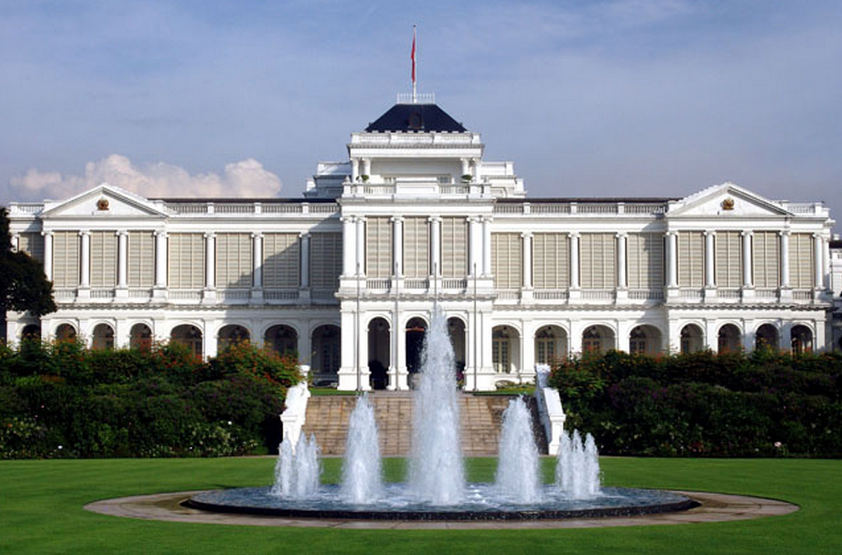 Singapore Istana - Official residence and office of the President of Singapore